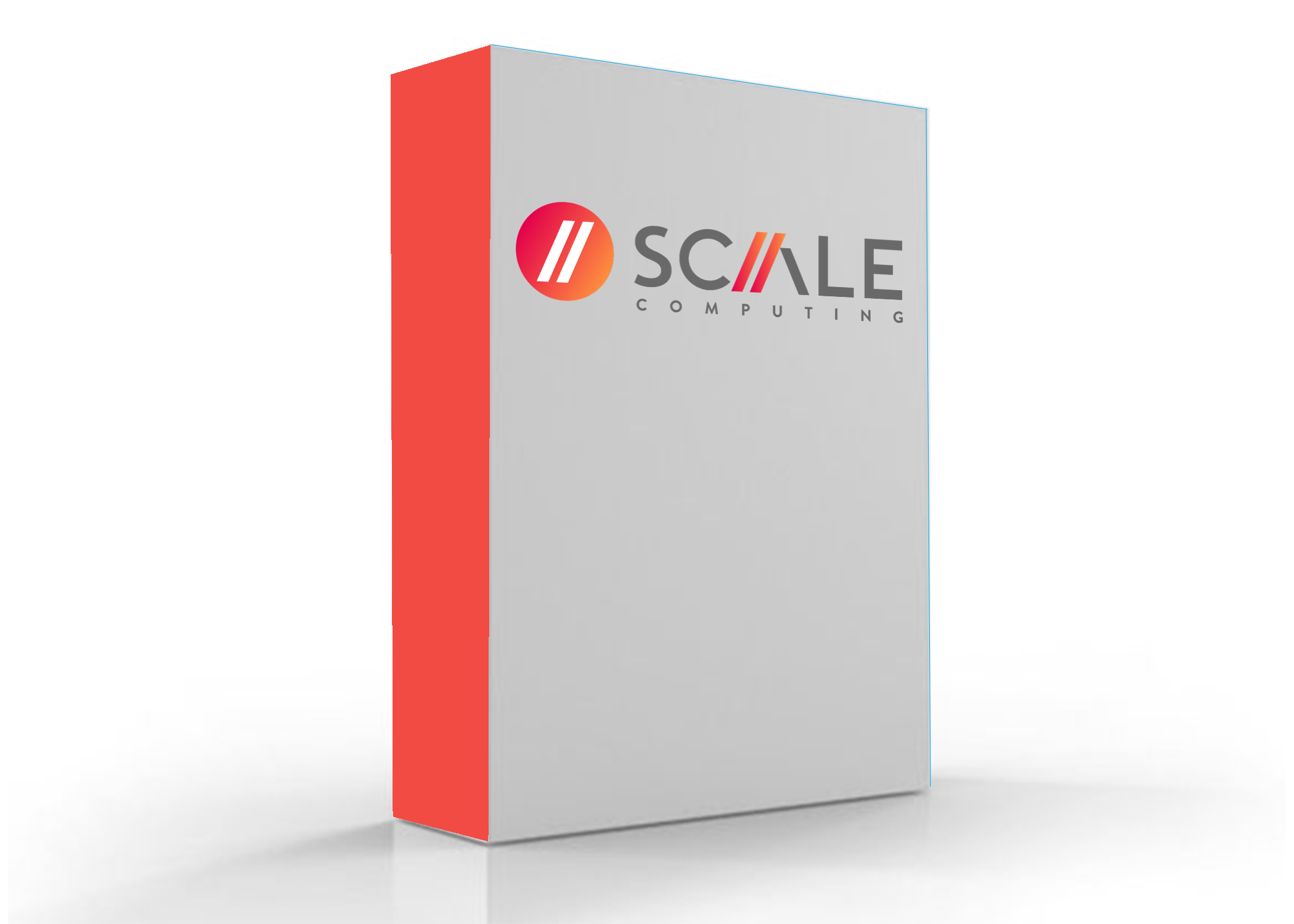 Scale Computing HC3 HyperCore Software Box Shot